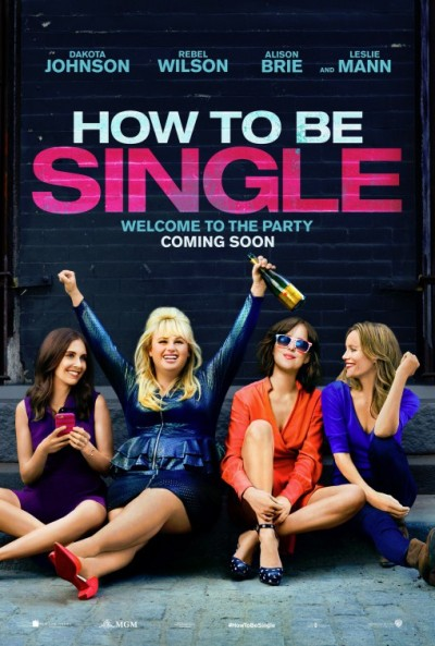 How to be Single movie review poster