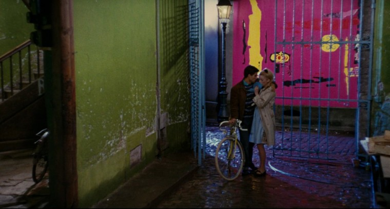 Umbrellas of Cherbourg Romantic
