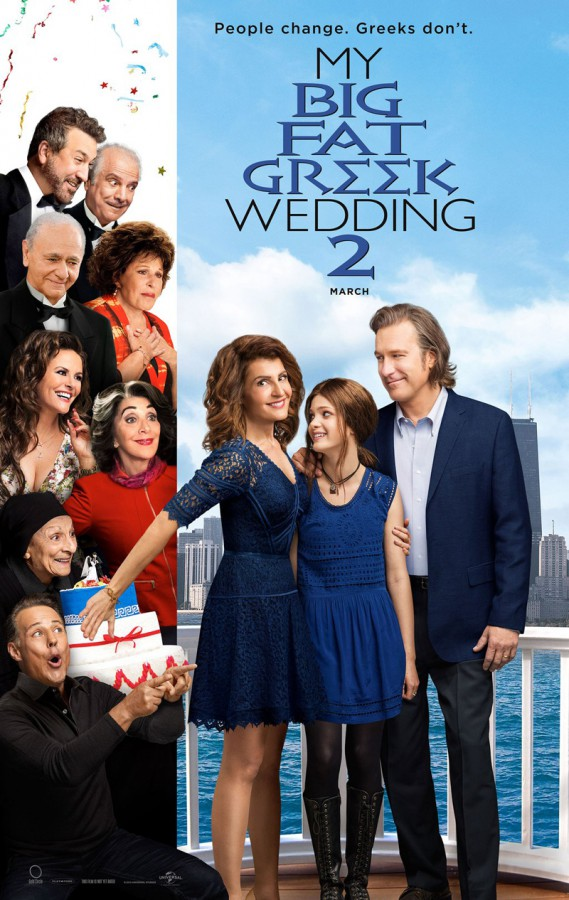 Kirk Jones' My Big Fat Greek Wedding 2 -- Poster