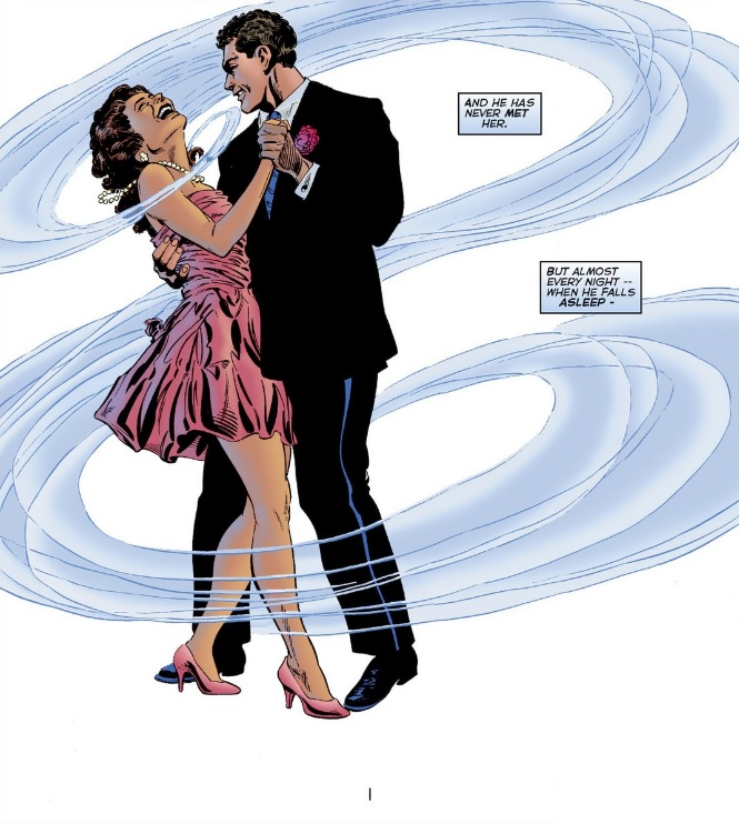 Kurt Busiek and Brent Anderson's Astro City -- The Nearness of You 1