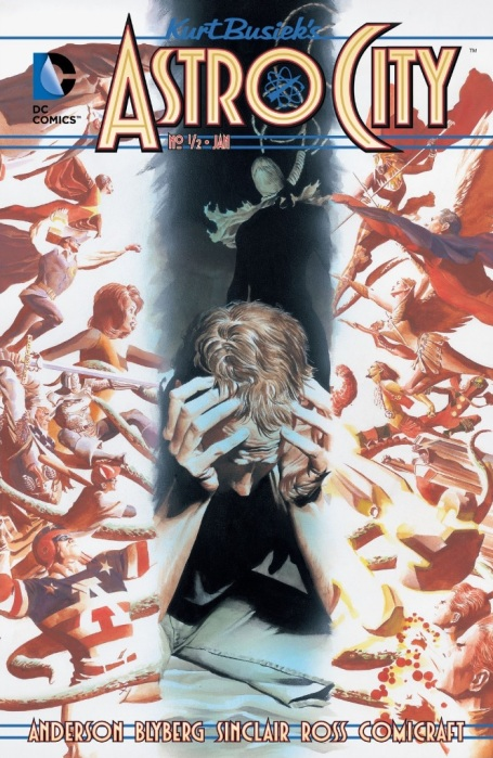 Kurt Busiek and Brent Anderson's Astro City -- The Nearness of You Cover