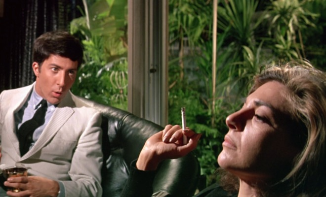 Mike Nichols' The Graduate - Smoking