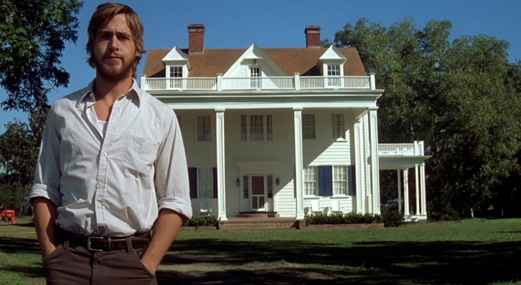 The Notebook Gosling house