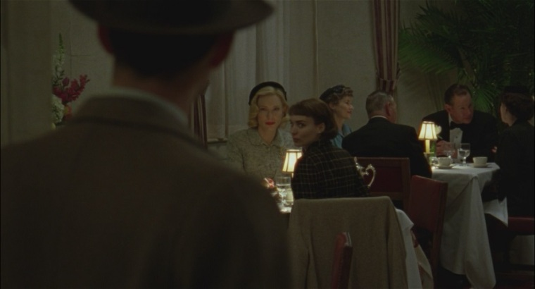 Todd Haynes' Carol -- Dinner with Cate and Rooney