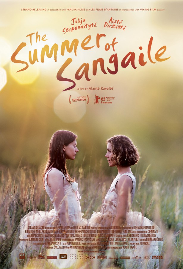 Alantė Kavaitė The Summer of Sangaile -- Women Directors Series Poster