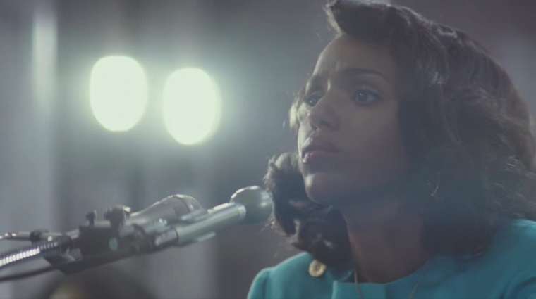 Rick Famuyiwa's Confirmation -- Kerry Washington as Anita Hill