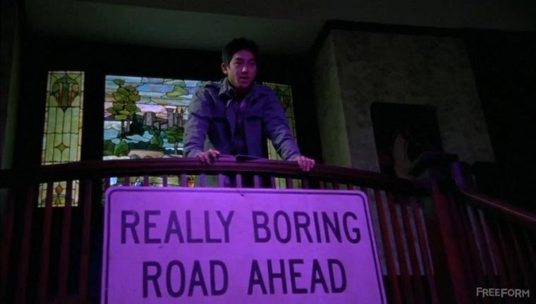 GREEK Season 1 Episode 1 -- Boring Road