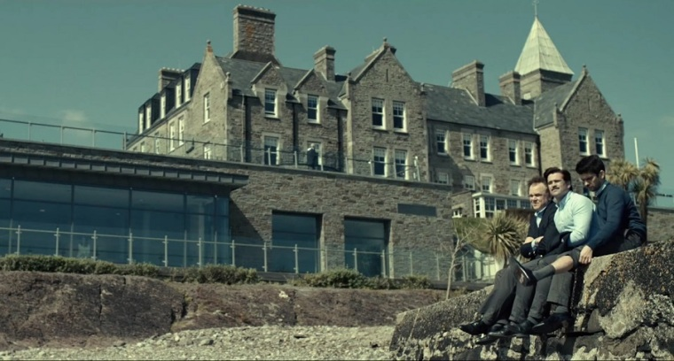 Yorgos Lanthimos' The Lobster -- John C Reilly Colin Farrell Ben Whishaw