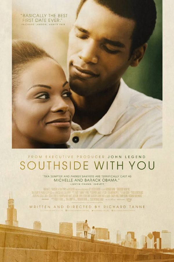 Richard Tanne's Southside With You -- Poster
